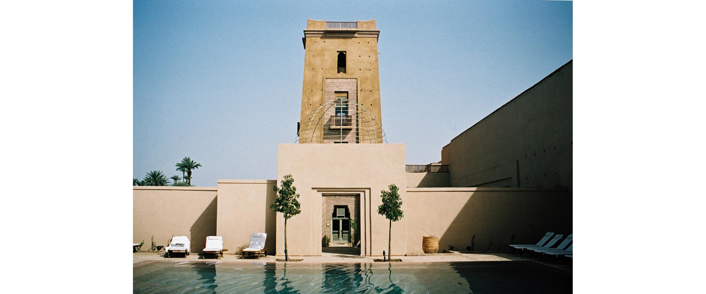 Hôtel 5 * Club Med Palmeraie Marrakech Maroc