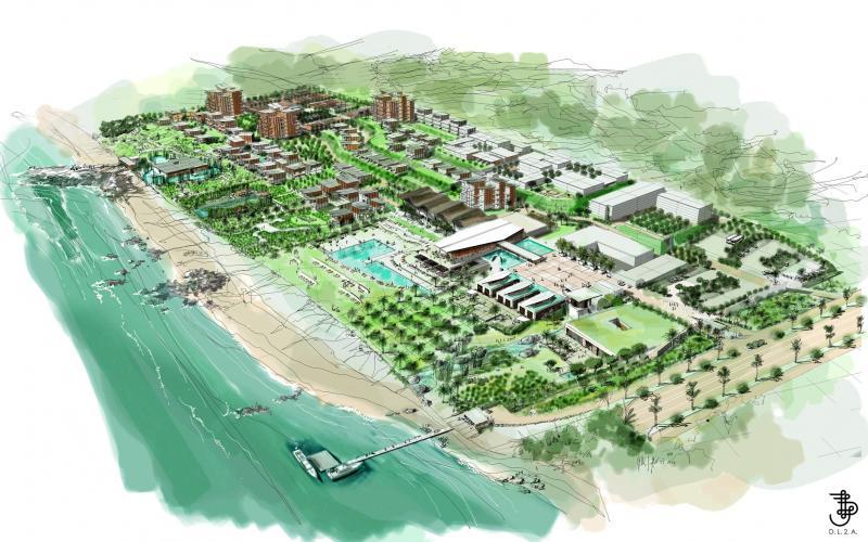 Hôtel Resort Club Med Chine Hainan